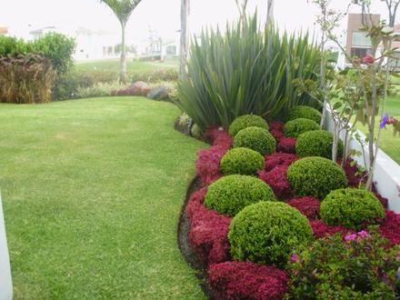 Diseño de Jardines Exteriores 2